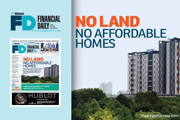 No land, no affordable homes