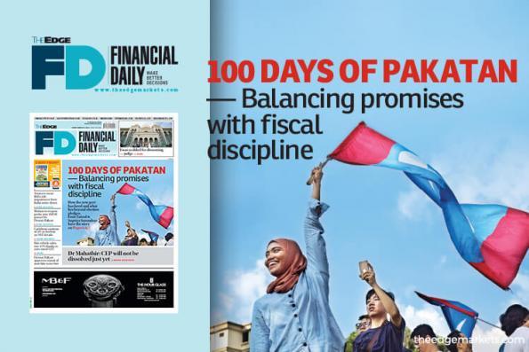 100 days of Pakatan — Balancing promises with fiscal discipline