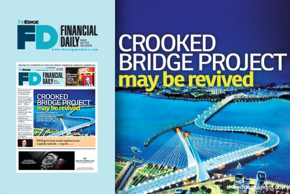 Crooked bridge project may be revived