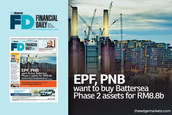EPF, PNB want to buy Battersea Phase 2 assets for RM8.8b