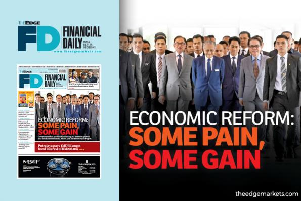Economic reform: Some pain, some gain