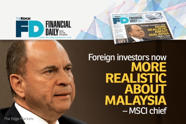 Foreign investors now more realistic about M'sia