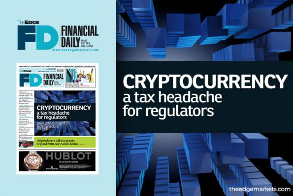 Cryptocurrency a tax headache for regulators