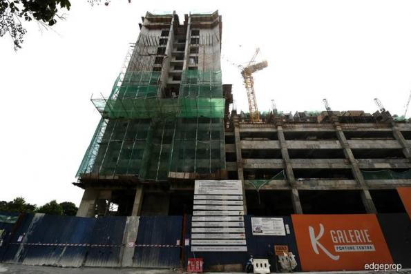 Stop-work order slapped on Fortune Centra project in Kepong