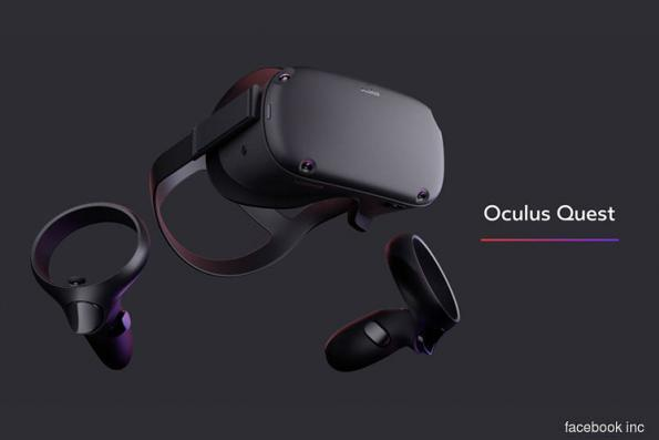 Facebook Unveils Oculus Quest Wireless VR Headset for $399