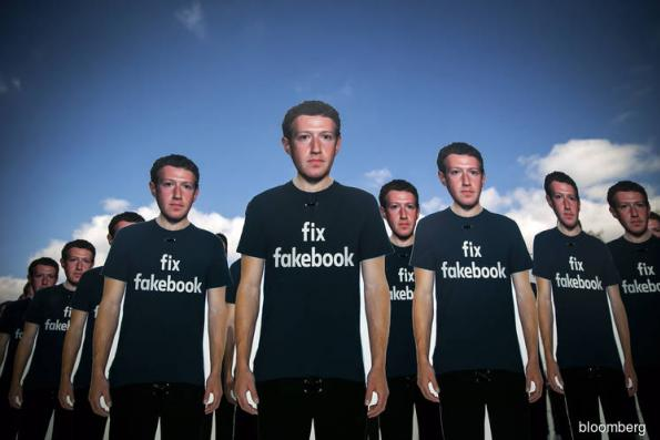 Facebook urged to change leadership by group of nonprofits