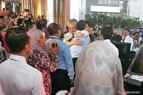 Azman Mokhtar clocks out of Khazanah after 14-year stint