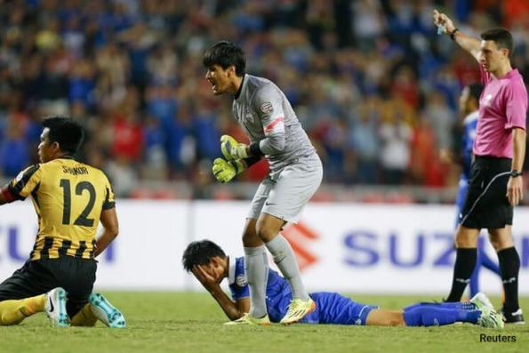 Soccer: Malaysian player banned for a year as AFC cracks down on indiscipline