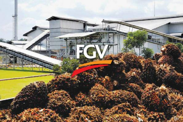 FGV shares down 6.1% ahead of GE14