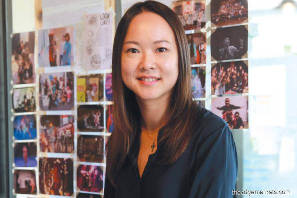 The Act of Creation: Fiona Liao: Chief Brand Officer - Prudential Assurance Malaysia Bhd
