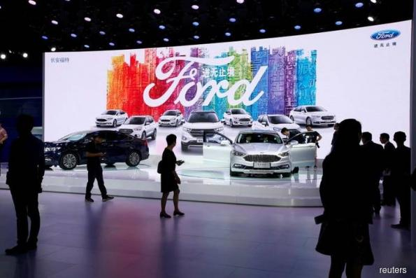 Ford China starts 2018 in reverse as January sales plunge