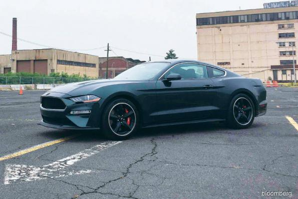Cars: Ford's 'Bullitt' Mustang is a rock star for small group of diehards