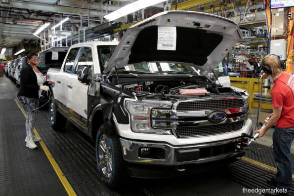 Ford reshuffles US plants to beef up SUV, truck production