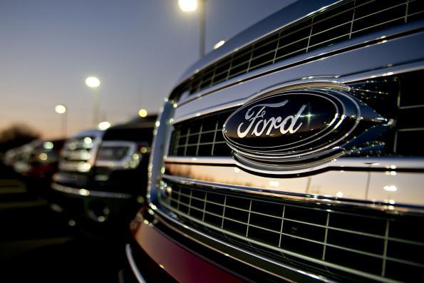 Trump's tariffs on metals costs Ford US$1 billion, CEO says
