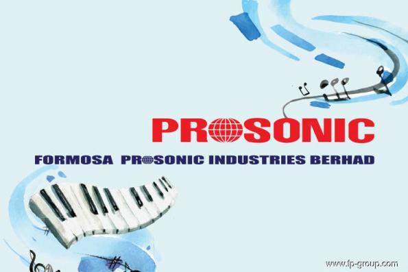 Formosa Prosonic FY19 revenue growth expected to hit 15%