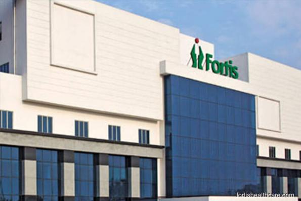China's Fosun becomes fourth suitor for India's troubled Fortis