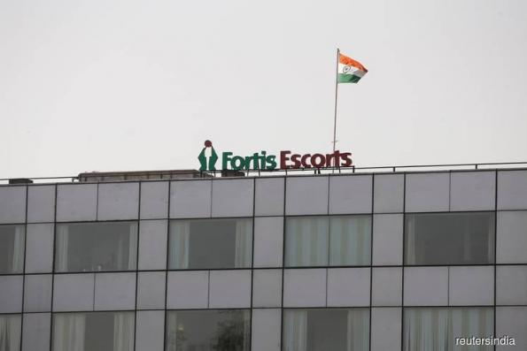 Manipal, TPG swoop in with sweetened bid for India's Fortis