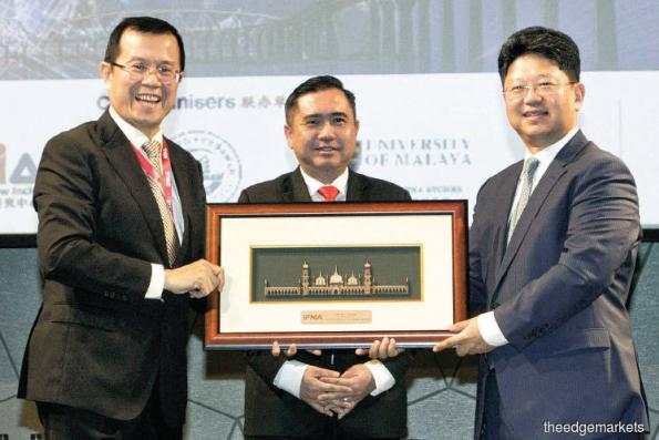 Loke invites China's Cosco, CRRC to deepen collaboration