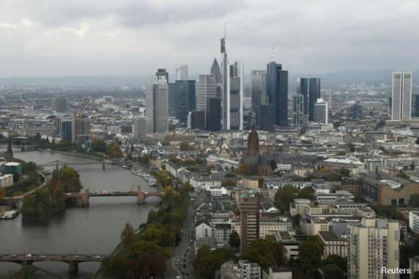 Frankfurt luxury flat prices rise on hopes of Brexit banking bonanza
