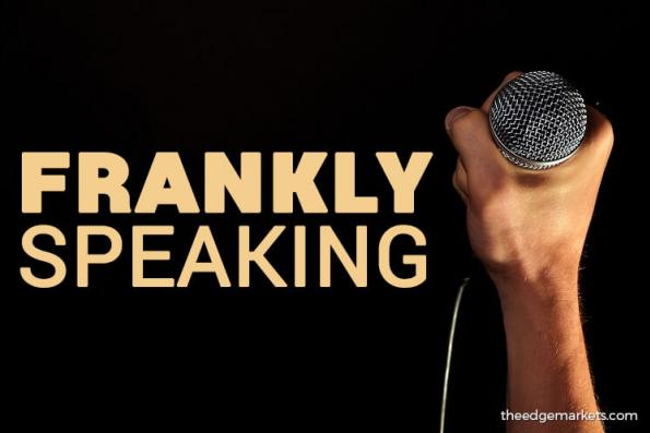 Frankly Speaking: Stop the silliness