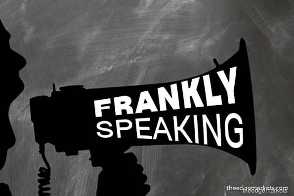 Frankly Speaking: Taking action, finally