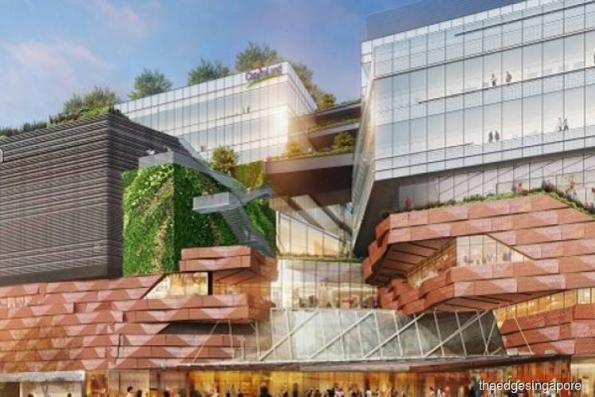 CapitaLand and WeWork co-create office of the future at Funan