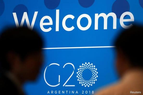 Trade alarms ring louder for G-20