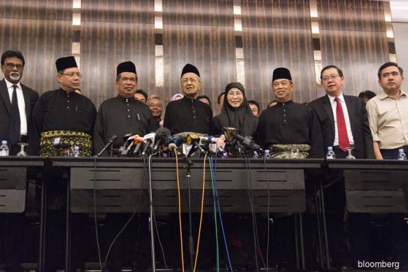 Malaysia's markets show no post-election panic