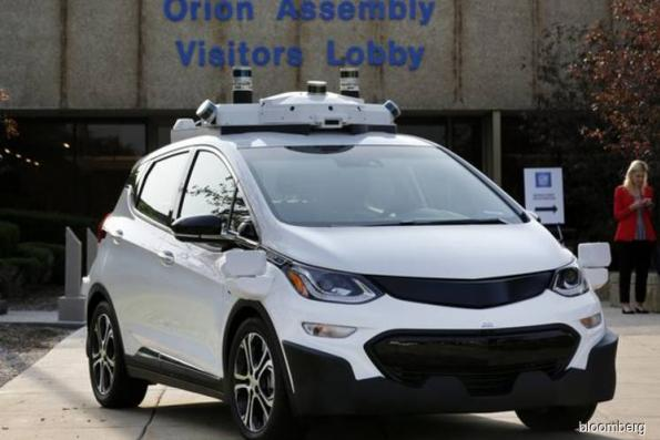 GM's Cruise draws US$2.75 bil from Honda in self-driving pact