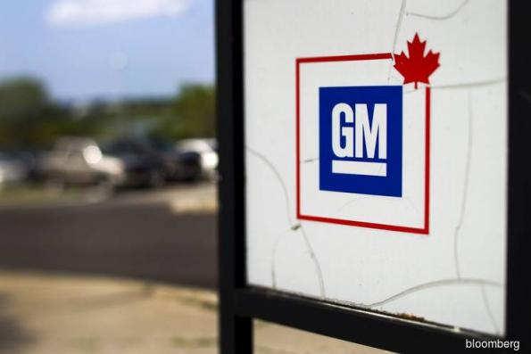 GM is said to plan closure of Canada plant with 2,200 workers