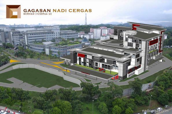 Gagasan Nadi wins RM110m apartment contract