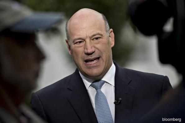 Gary Cohn Backed Goldman Sachs's Dealings With 1MDB, Book Says