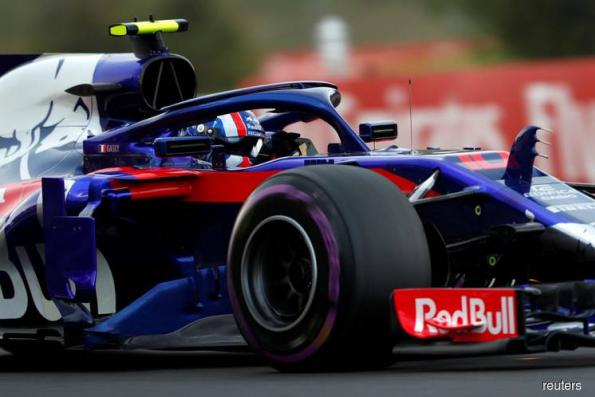Motor racing: Gasly joins Verstappen at Red Bull F1 team