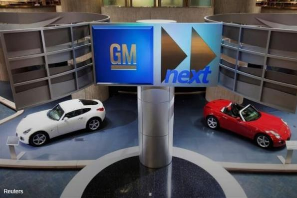 GM joins other carmakers investing in self-driving startup Nauto