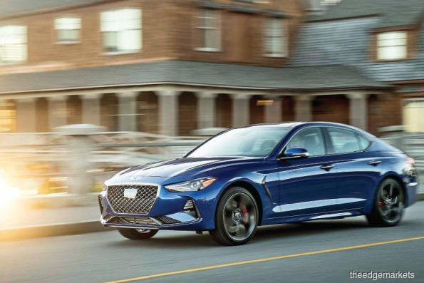 The Genesis G70 is a good car but who is buying?