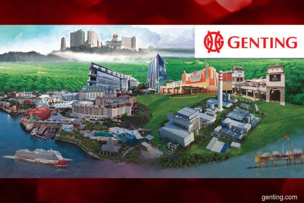 Genting Malaysia upgraded to buy at Goldman