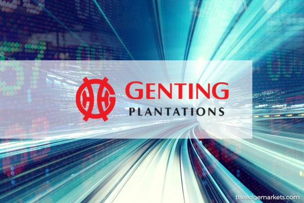 Stock With Momentum: Genting Plantations