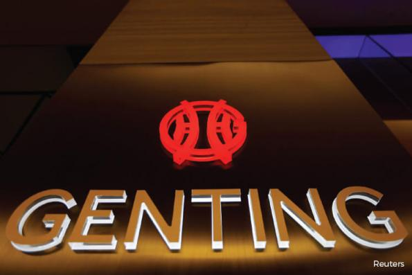 Luck is on Genting's side