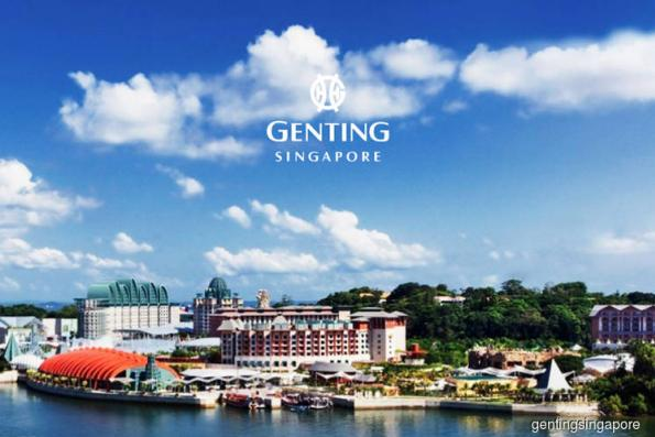Genting Singapore upgraded to overweight at JPMorgan; price target S$1.20