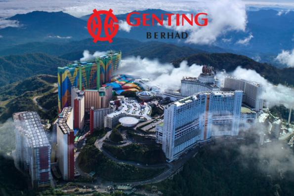 Genting swings to first quarterly loss in a decade on impairment loss