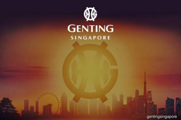 Fitch plans to withdraw Genting Singapore ratings