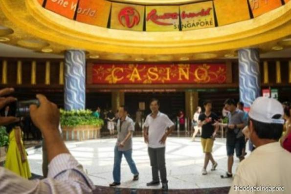 Bets are on for Genting Singapore on robust outlook