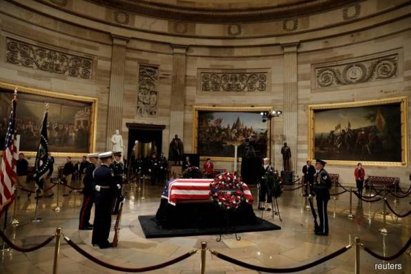 Bush funeral to hark back to 'kinder, gentler' era in U.S. politics