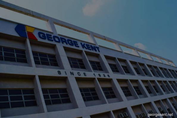 George Kent falls 1.46% on lower 2Q earnings