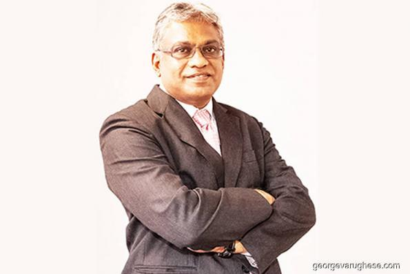 Varughese: Judiciary lacks experts in IP, maritime law and construction