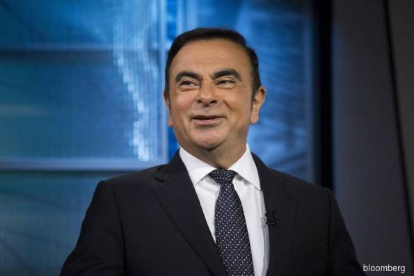Renault flags possible Ghosn misconduct for Versailles party
