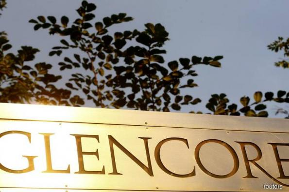 Glencore's marketing division EBIT to come in at top of range