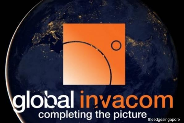 Global Invacom in acquisition of Tactilis which could result in RTO