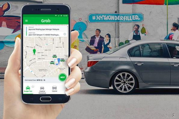 Grab to roll out GrabPay e-money service in Malaysia in 1H18