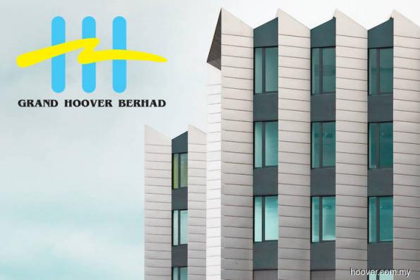 Grand Hoover down 10.8% on profit-taking